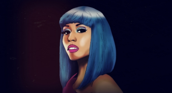Nicki Minaj by Marimo